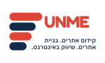 unme - קידום אתרים | לוגו